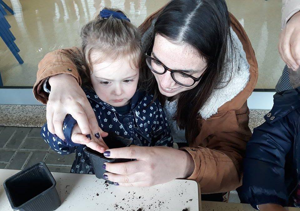 Dia da Floresta Autóctone no Jardim de Infância do Castanheiro do Ouro e Centro Escolar de Tarouca
