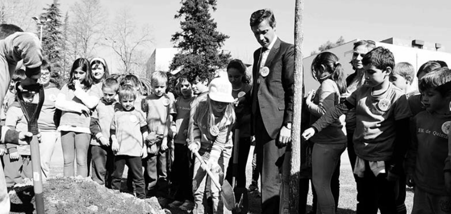 Cinco mil árvores ajudam a plantar o futuro ambiental do concelho de Famalicão